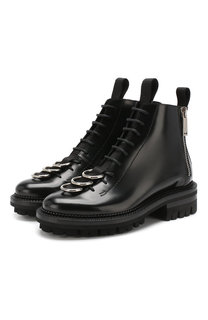 Комбинированные ботинки Dsquared2