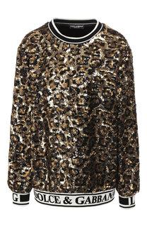 Пуловер Dolce & Gabbana