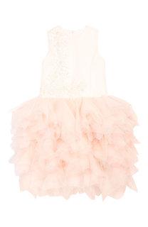 Платье с пышной юбкой Caf