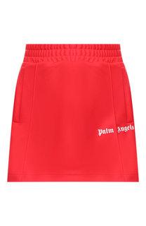 Юбка с карманами Palm Angels