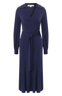 Платье с поясом MICHAEL Michael Kors