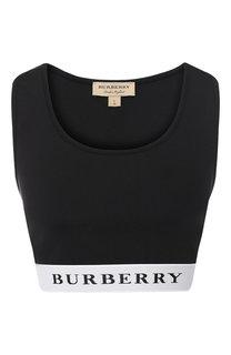 Укороченный топ Burberry