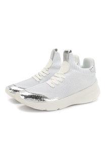 Текстильные кроссовки Pamela DKNY