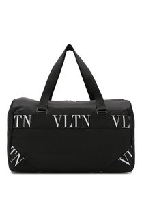 Текстильная дорожная сумка Valentino Garavani VLTN Valentino