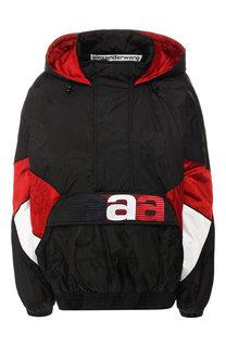 Куртка с капюшоном Alexander Wang
