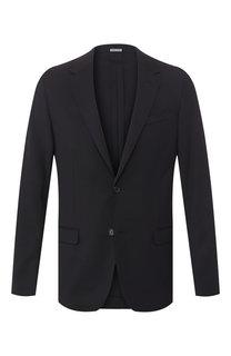 Шерстяной пиджак Lanvin