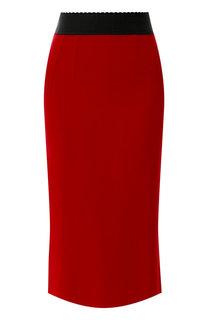 Юбка-миди Dolce & Gabbana