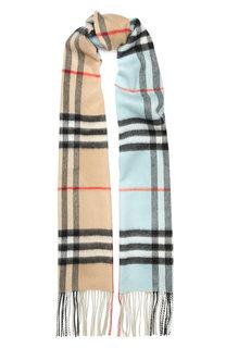 Кашемировый шарф Burberry