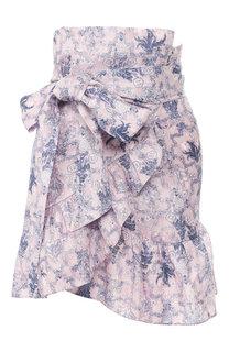 Льняная юбка Isabel Marant Etoile