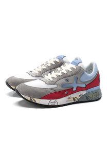 Комбинированные кроссовки Django Premiata