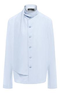 Шелковая рубашка Joseph