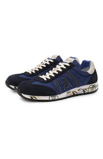 Комбинированные кроссовки Lucy Premiata