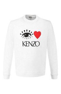 Хлопковый свитшот Kenzo
