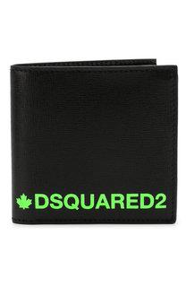 Кожаное портмоне Dsquared2