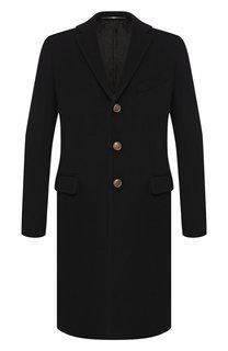 Пальто из смеси шерсти и кашемира Givenchy