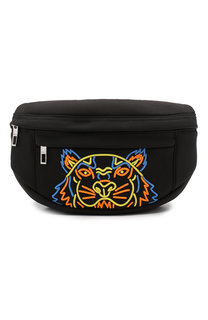 Текстильная поясная сумка Kenzo
