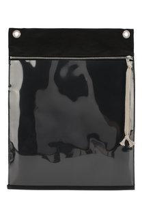 Текстильная сумка-планшет DRKSHDW