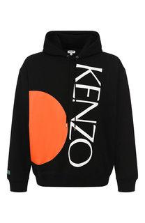 Хлопковое худи Kenzo