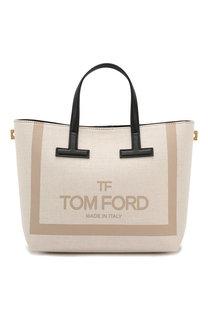 Сумка T Tote mini Tom Ford