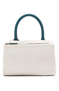 Кожаная сумка Pandora small Givenchy