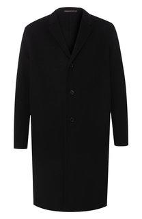 Пальто из смеси шерсти и кашемира Acne Studios