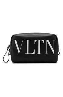 Кожаный несессер Valentino Garavani VLTN Valentino