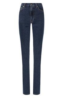 Расклешенные джинсы Helmut Lang