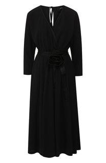 Платье с поясом Marc Jacobs