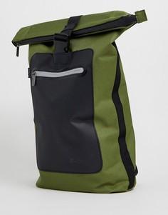 Рюкзак цвета хаки Ben Sherman - Зеленый