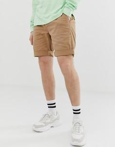 Светло-коричневые шорты чинос Tommy Jeans - Рыжий