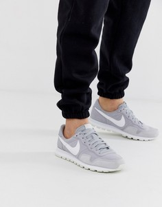 Белые кроссовки Nike Air Pegasus 83 trainers in whit - Белый