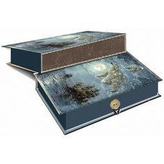 Коробка подарочная Феникс-презент Большая медведица, размер M
