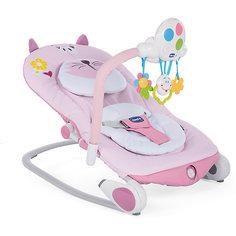 Кресло-качалка Chicco Ballon Baby, miss pink