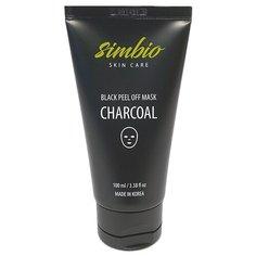 Simbio пилинг-маска Charcoal с