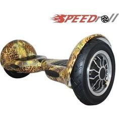 Гироскутер SpeedRoll Premium SUV Желтый леопард