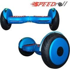 Гироскутер SpeedRoll Premium Roadster LED Синий
