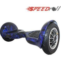 Гироскутер SpeedRoll Premium SUV Синий огонь