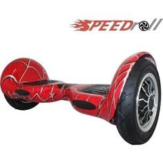 Гироскутер SpeedRoll Premium SUV Красный человек паук