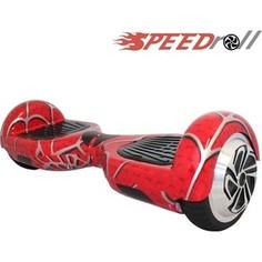 Гироскутер SpeedRoll Premium Smart Красный человек паук