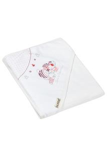 Банное полотенце с уголком BEBITOF BABY