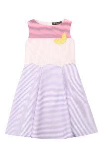 Хлопковое платье Loro Piana