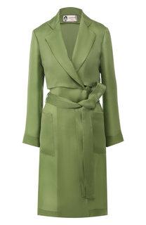 Шелковое пальто Lanvin