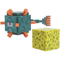 Игровая фигурка Jazwares Minecraft Guardian, 8 см