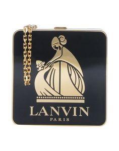 Сумка на руку Lanvin