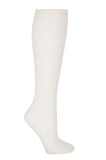 Белые кружевные гольфы Gucci