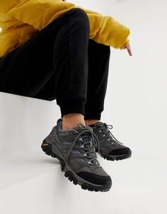 Серые кроссовки Merrell Moab 2 Ventilator hiking festival - Серый