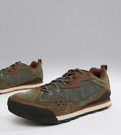 Фестивальные кроссовки оливкового цвета Merrell - Burnt Rock - Зеленый