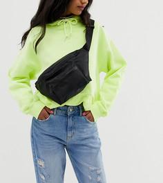 Черная сумка-кошелек на пояс с двумя отделениями Herschel Supply Co. Seventeen - Черный