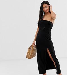c617933a8ca Купить женские платья-бандо Asos Petite в интернет-магазине Lookbuck