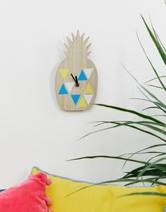 Часы с дизайном ананас SVNX - Мульти 7X